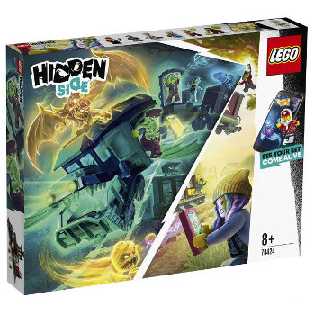 LEGO Hidden Side™ - Espresso Fantasma
