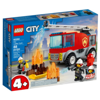 LEGO City - Autopompa con scala